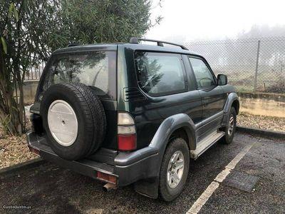 used Toyota Land Cruiser 3.0 td