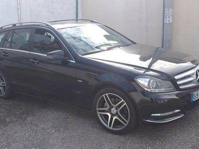 usado Mercedes C220 Blueficient