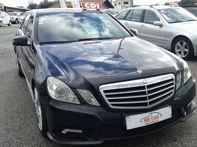 usado Mercedes E250 ---