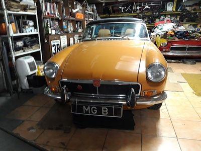 usado MG B cabriolet