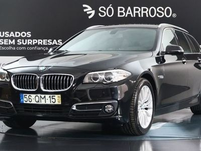 usado BMW 520 D Touring Luxury Line Auto