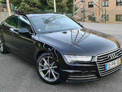 usado Audi A7 3.0 TDi V6 S-Line Quattro Nacional 1Dono