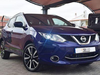 usado Nissan Qashqai Qashqai1.6 DCi Tekna Premium X Tronic