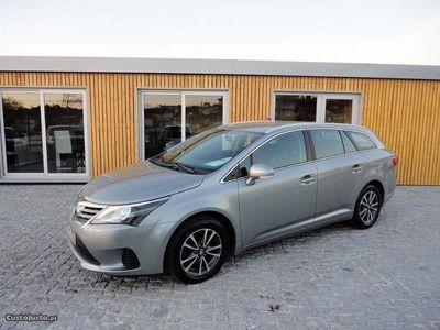 used Toyota Avensis SW 2.0 D4d Comfort