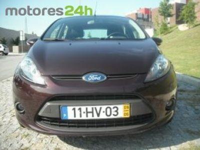usado Ford Fiesta 1.25 X-TREND