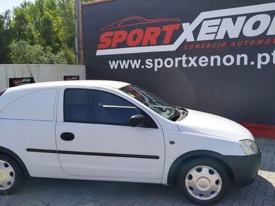 usado Opel Corsavan 1.7 CDTi