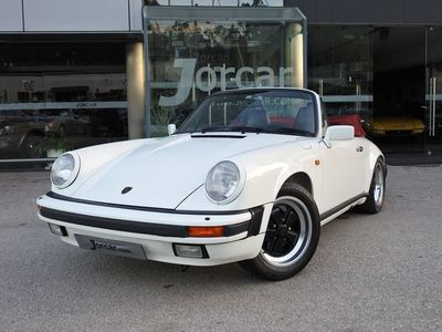 brugt Porsche 911 Carrera Cabriolet 3.2
