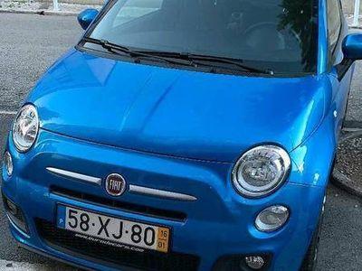 usado Fiat 500 Sport