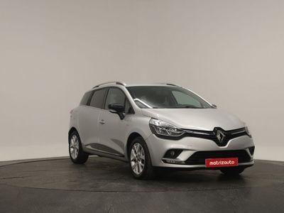 usado Renault Clio IV sport tourer fase ii