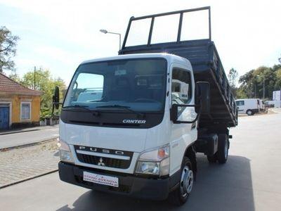 used Mitsubishi Canter FUSO 5S13 TRI-BASCUALNTE