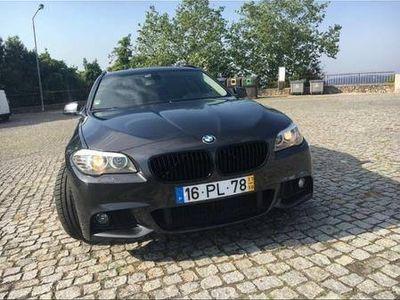 gebraucht BMW 520 F11