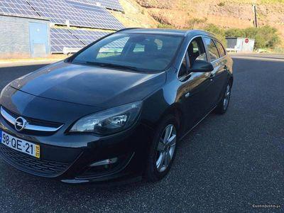 usado Opel Astra 136 cv Nacional