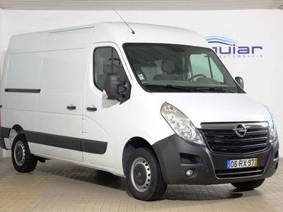 usado Opel Movano 2.3 CDTi L2H2