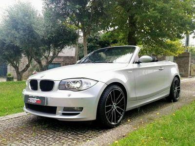 usado BMW 120 Cabriolet iA