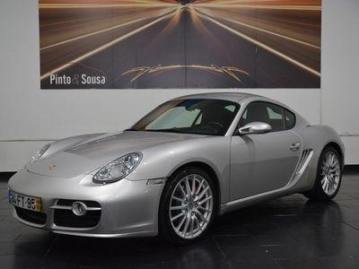 usado Porsche Cayman S 3.4 Manual