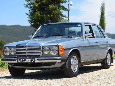 usado Mercedes E200 W123- 1982