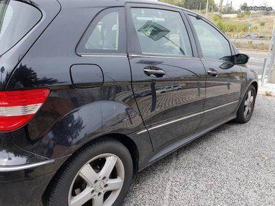 usado Mercedes B200 Automática