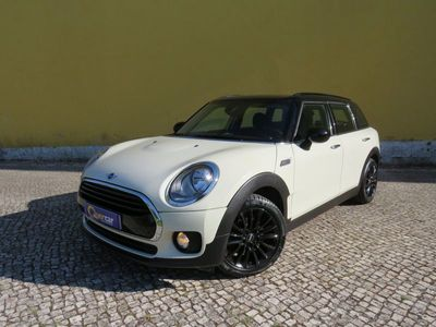 usado Mini Cooper Clubman 2.0 D Pepper White