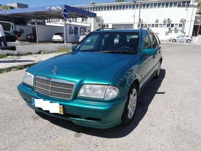 usado Mercedes C250 2.5 TD