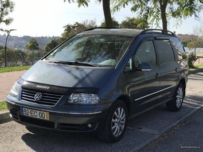 gebraucht VW Sharan 2.0TDI 7 Lugares