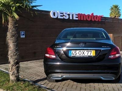 usado Mercedes C220 Blue TEC Avantgarde