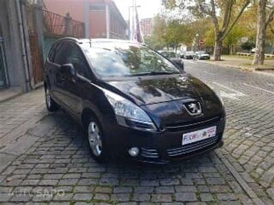 usado Peugeot 5008 1.6 e-HDi 5L Active CMP6 (112cv) (5p)
