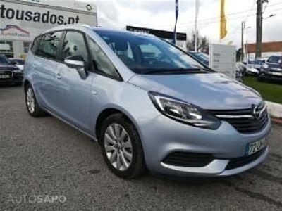 usado Opel Zafira 1.6 CDTi 134 Dynamic 5p S/ (7 lug), Diesel