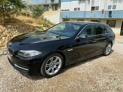 usado BMW 520 Line Luxury Auto