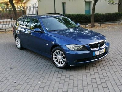 usado BMW 320 GPS 163cv