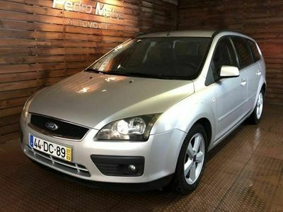 usado Ford Focus SW 1.6 TDCI N-CONNECT