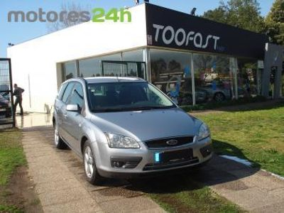 usado Ford Focus SW 1.6 Tdci 109 Cv