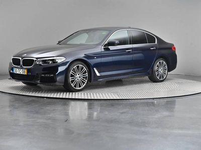 usado BMW 520 5 Serie d Pack M Auto
