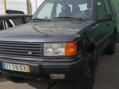 gebraucht Land Rover Range Rover P38