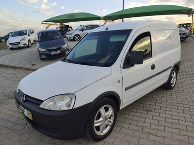 usado Opel Campo caixa fibrada