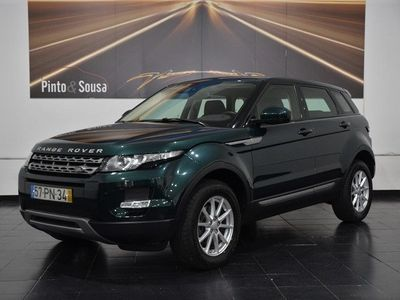 used Land Rover Range Rover evoque 2.2 ED4