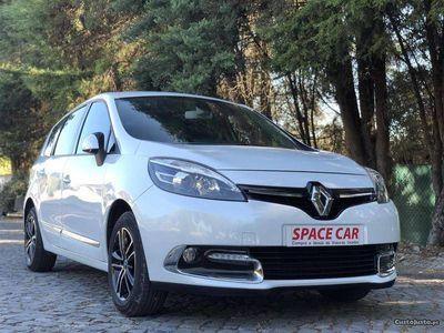 usado Renault Grand Scénic 1.5 Dci 7 Lugares
