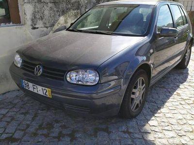 usado VW Golf 1.9 TDI 115 motor pd