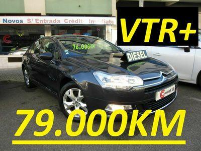 usado Citroën C5 1.6 HDi 184EUR/MÊS VTR+ 110cv *Apenas 77.000KMs*