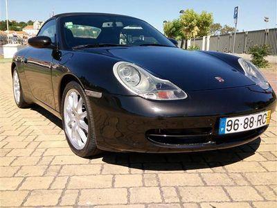 brugt Porsche 911 Carrera 4 Cabriolet 996