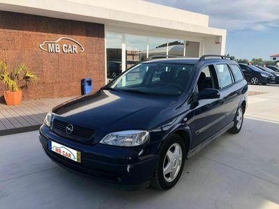 usado Opel Astra Caravan ---
