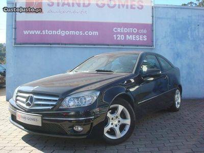 usado Mercedes CLC220 CDI Nacional
