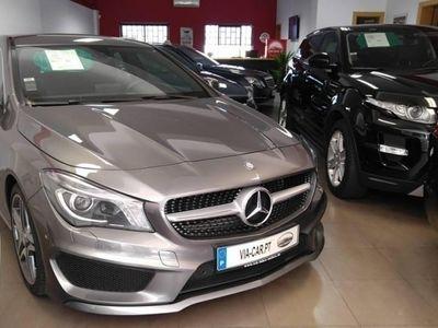 usado Mercedes CLA220 CDi AMG Line Aut.