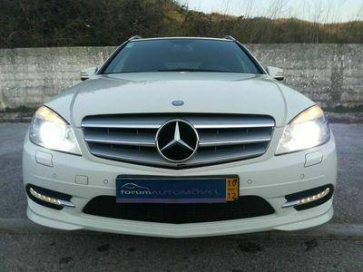 usado Mercedes C220 CDi Station Avantgarde+AMG