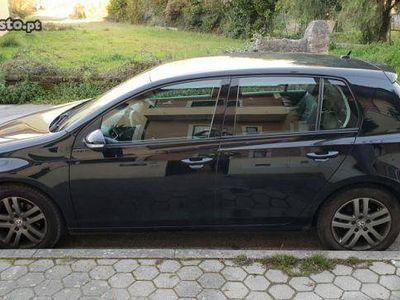 used VW Golf VI 2.0 Tdi 110cv