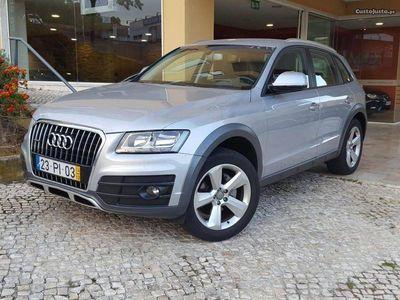 usado Audi Q5 2.0 Tdi Quatro190cv