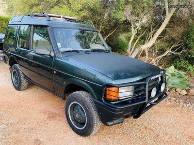 usado Land Rover Discovery 300TDI A/C TROCO
