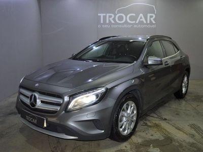 usado Mercedes GLA180 d