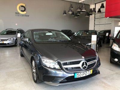 usado Mercedes CLS250 BlueTEC