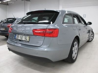 usado Audi A6 2.0 TDi Business Line