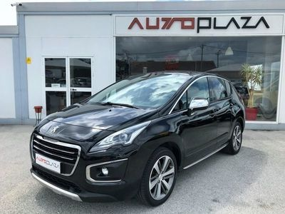 used Peugeot 3008 1.6 BLUEHDI FELINE 120 EAT6